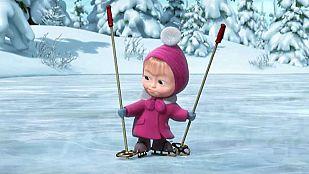 Video Vacaciones sobre hielo