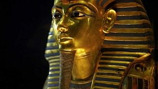 Video Tesoros del antiguo Egipto: El nacimiento del arte
