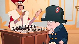 Video The mechanical chess master