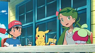 Video First catch in Alola, Ketchum - Style!