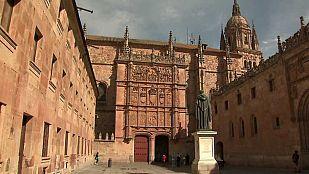 Video Salamanca y Alba de Tormes: Déjame dormir