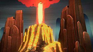 Video Tashi contra el volcán