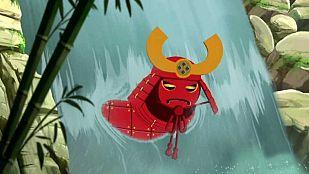 Video King samourai