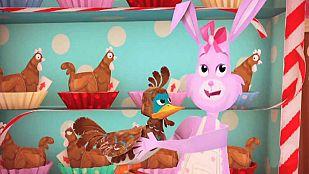 Video The pop-up easter egg hunt