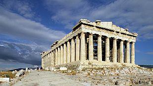 Video La construcción de la ciudad antigua: Atenas