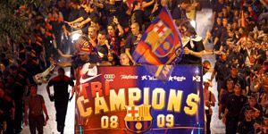 """Especial Barça """"tricampió"""""""