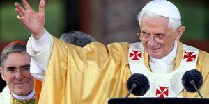Benet XVI visita Barcelona