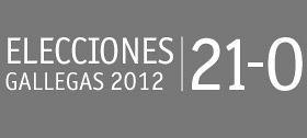 Elecciones gallegas 2012