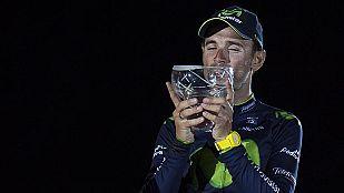 """Valverde: """"Seis podios en grandes vueltas no está al alcance de cualquiera"""""""