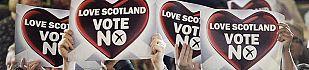 Escocia vota 'no' a la independencia del Reino Unido