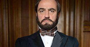 Francesc Orella interpreta al general Juan Prim