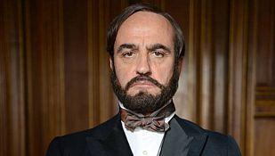 Francesc Orella interpreta a Juan Prim y Prats