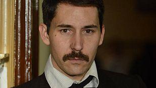 Javier Godino interpreta a Benito Pérez Galdós