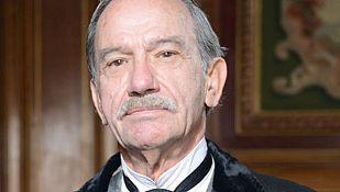 Simón Andreu interpreta a Francisco Serrano y Domínguez