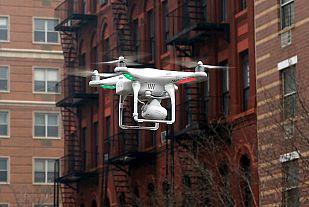 Un dron para situaciones de emergencia