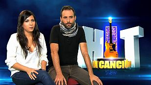 Lydia y Santi en Hit-La Canción