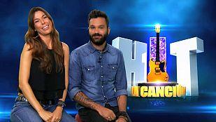 Lila y Jaime en 'Hit-La Canción'