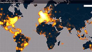 La hashtag #JeSuisCharlie supera los seis millones de tuits
