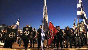 Amanecer Dorado, tercera fuerza política de Grecia