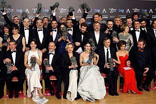 """La """"noche soñada"""" que pone un broche de oro a un año máximo para el cine"""