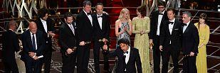 'Birman' vuela alto con cuatro Oscars