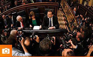 El debate sobre el estado de la nación, en imágenes