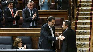 """Rajoy y el Partido Popular insisten en que """"España comienza a ir bien"""""""