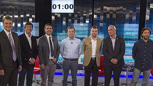 La corrupción y el paro también centran el debate a siete de los partidos andaluces