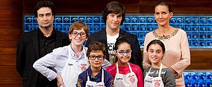 MASTERCHEF JUNIOR 1