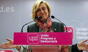 """Díez admite el resultado """"inapelablemente malo"""" de UPyD"""