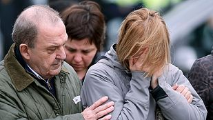 Las víctimas del Airbus A320