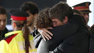 """El Gobierno rebaja a 50 la cifra """"provisional"""" de españoles que viajaban en el avión siniestrado"""