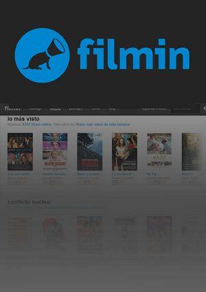 Filmin <br> Portal de referència de visionat de pel·lícules online