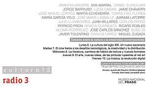 Radio 3 en el Museo del Prado, del 6 al 10 de abril