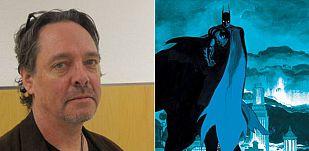 Tim Sale y una de sus ilustraciones de Batman