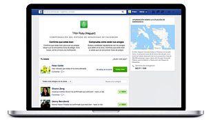 Google y Facebook, tecnologías para buscar a desaparecidos