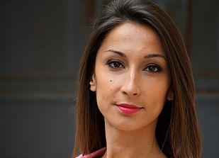 Mercedes Forner, reportera Fronteras al Límite