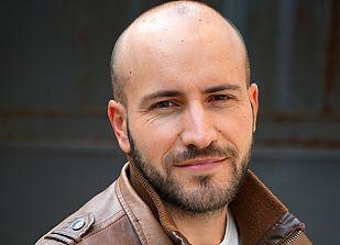 Álvaro Martín, reportero de Fronteras al Límite.
