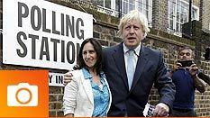 Reino Unido acude a las urnas