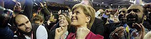 Escocia corona al nacionalismo y hunde al laborismo