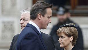 La convivencia con la UE y Escocia, el 'nudo gorgiano' de la nueva legislatura de Cameron