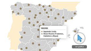 Así se presenta IU, Podemos y Ganemos a las municipales y autonómicas