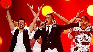 Los clasificados de la segunda semifinal de Eurovisión 2015