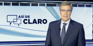 'Así de claro', a new current affairs programme on TVE