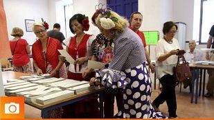 Las mejores fotos de la jornada electoral