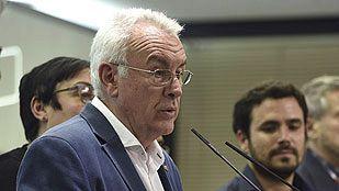 IU mantiene concejales pese a hundirse en Madrid
