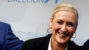 Cifuentes tendría mayoría absoluta en Madrid pactando con Ciudadanos