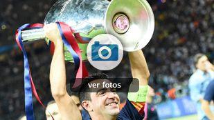 La celebración de la quinta Champions del Barça, en imágenes