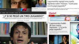 La emisión de 'Nisman' en los medios argentinos