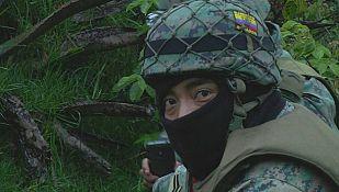 Frontera de la narcoguerrilla